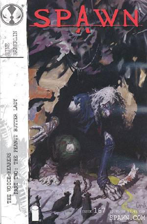 Spawn Vol 1 167