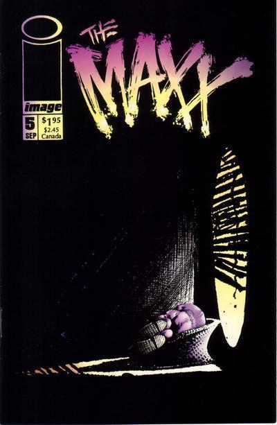 The Maxx Vol 1 5