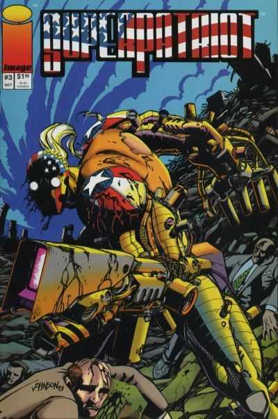 Superpatriot Vol 1 3