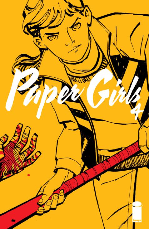 Paper Girls Vol 1 4