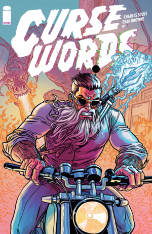 Cover for Curse Words #1 (2017)