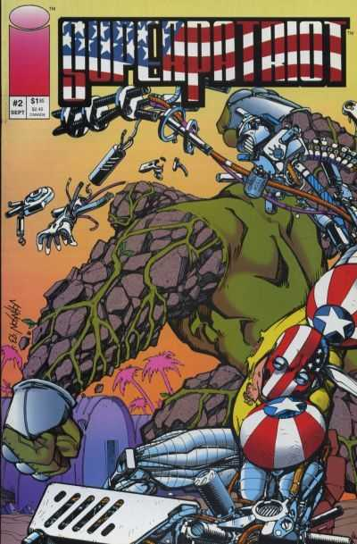 Superpatriot Vol 1 2