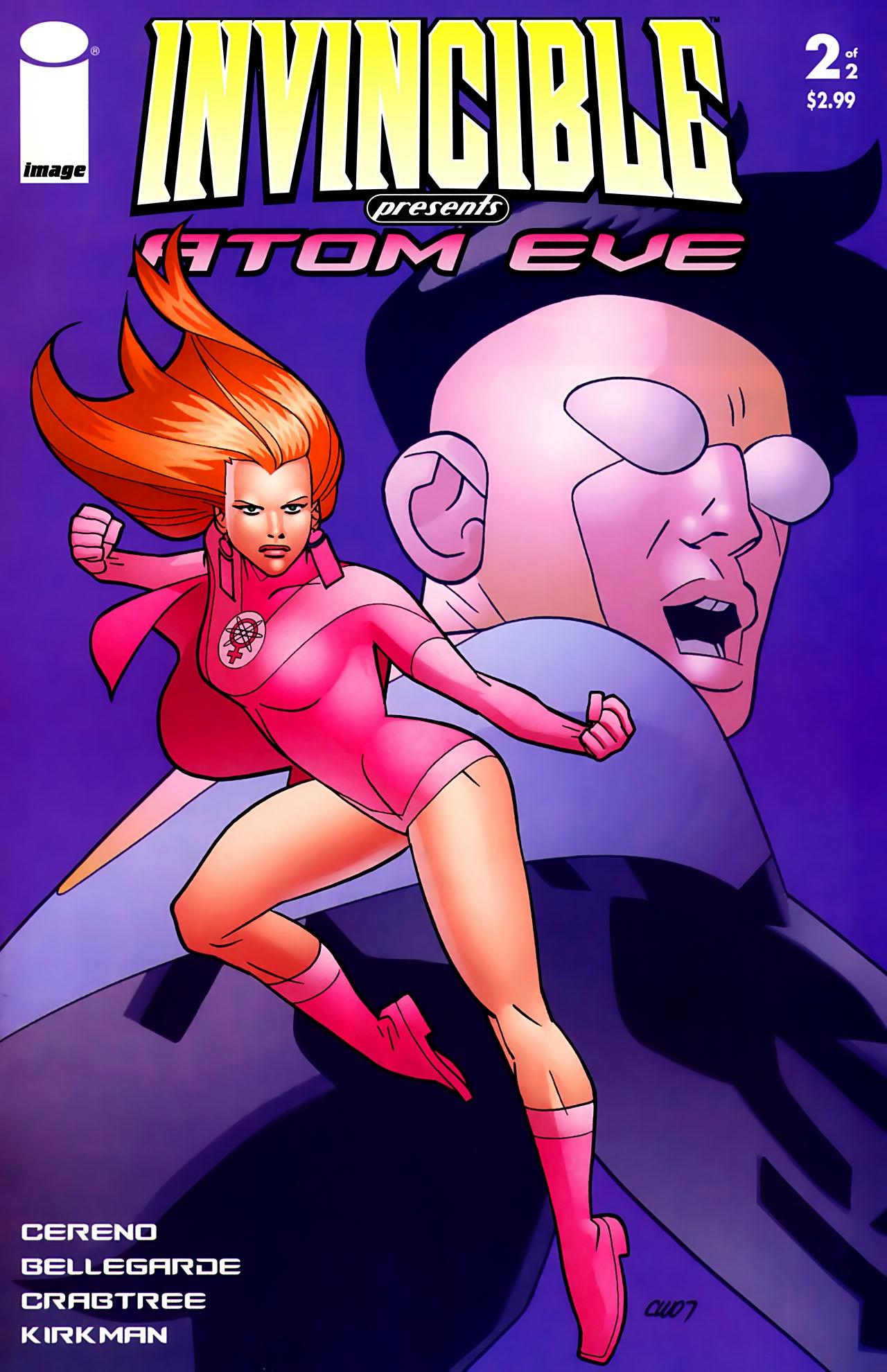 Invincible Presents: Atom Eve Vol 1 2
