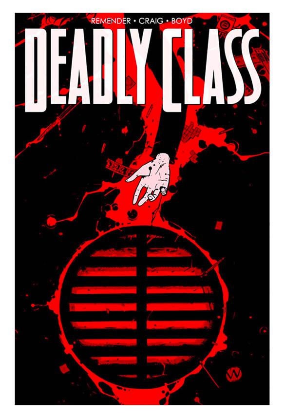 Deadly Class Vol 1 21