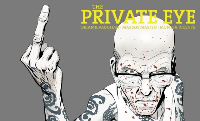 The Private Eye Vol 1 8