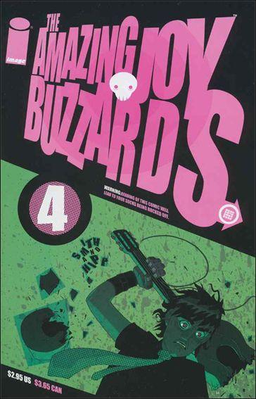Amazing Joy Buzzards Vol 1 4