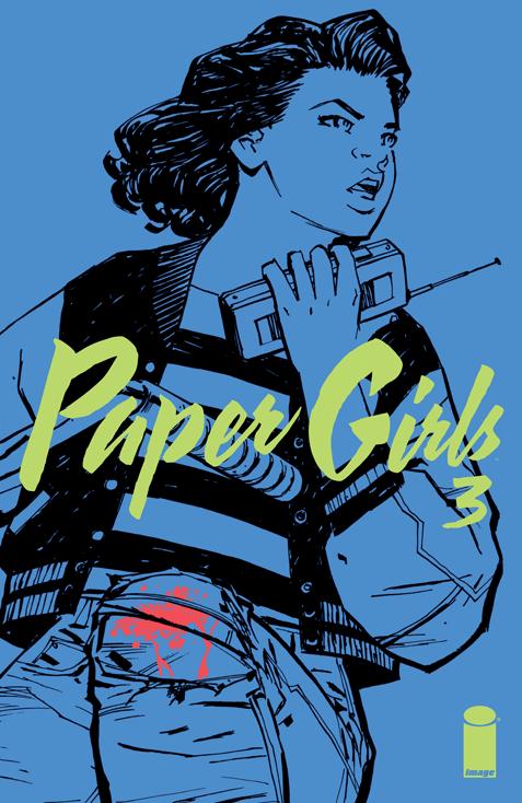 Paper Girls Vol 1 3