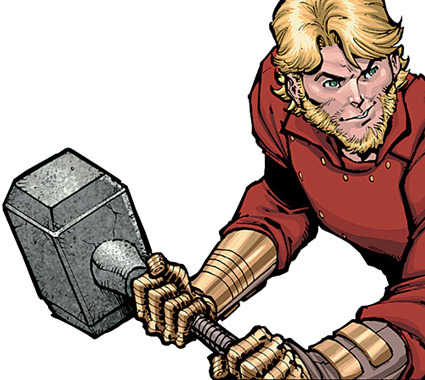 Kid Thor