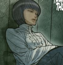 Ilsa (Monstress)