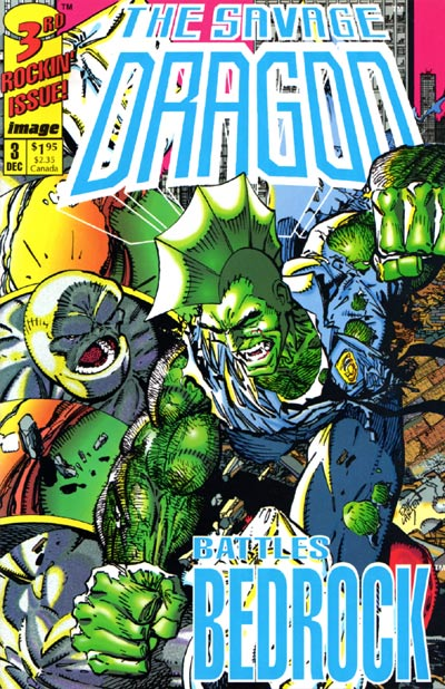 Savage Dragon (Mini-series) Vol 1 3