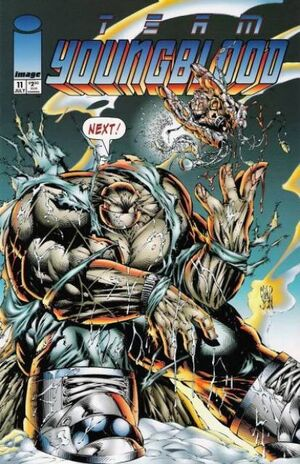 Cover for Team Youngblood #11 (1994)