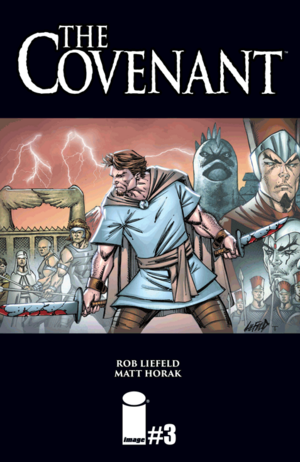 Cover for The Covenant #3 (2015)