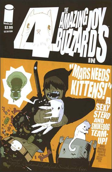 Amazing Joy Buzzards Vol 2 4