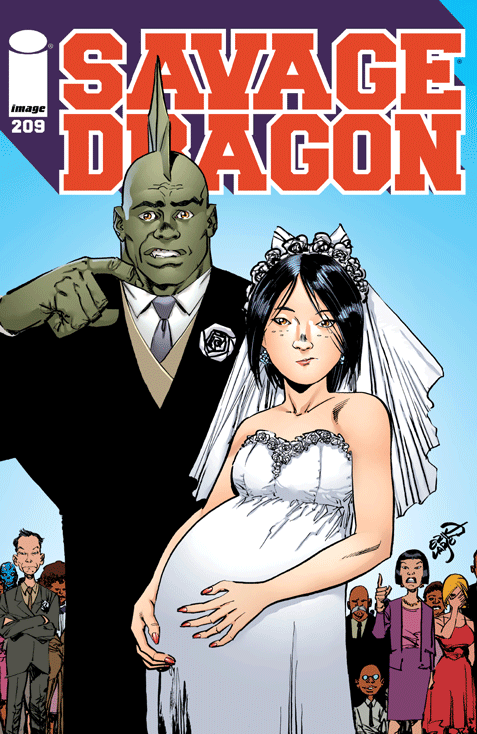 Savage Dragon Vol 1 209