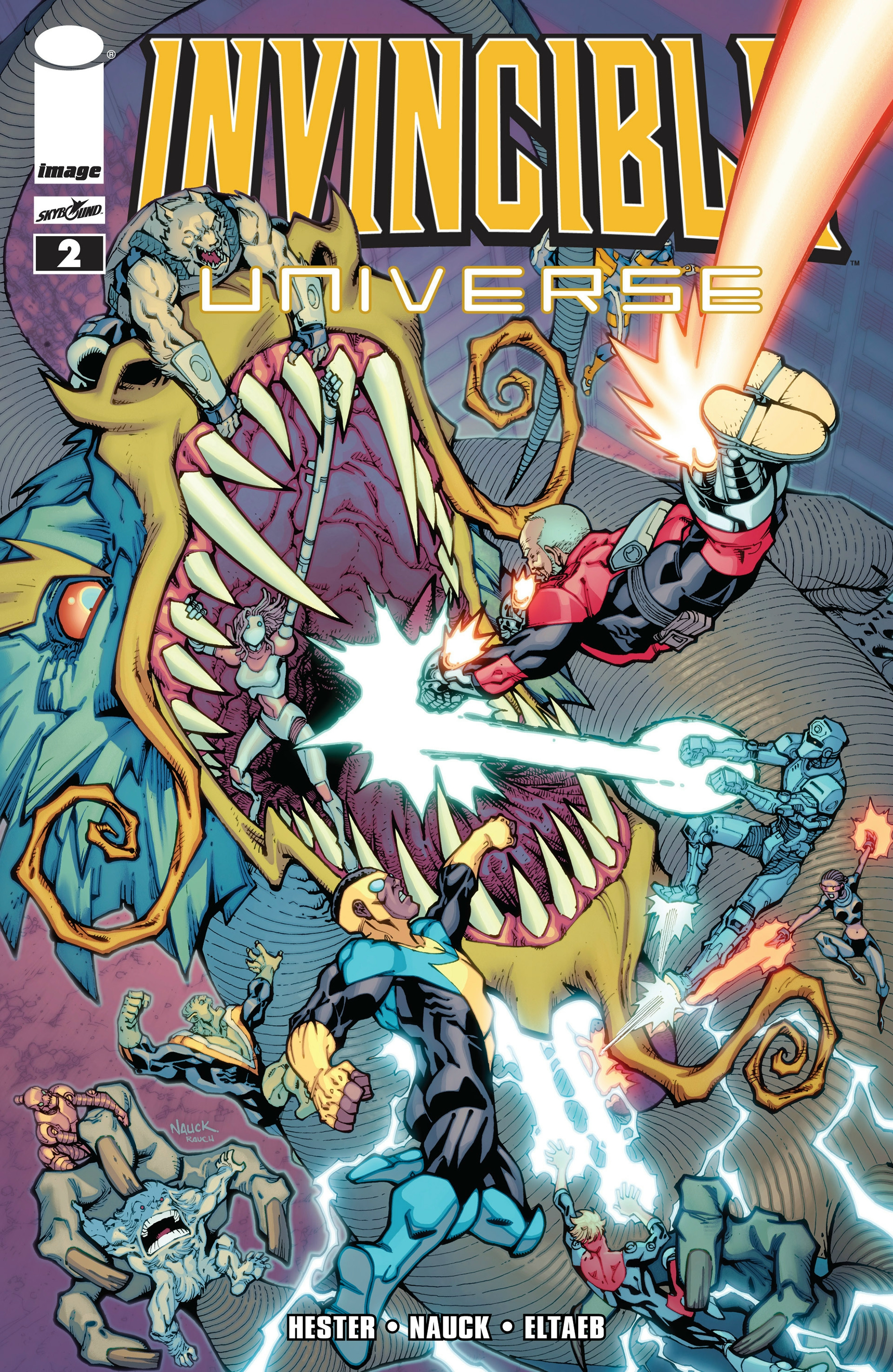 Invincible Universe Vol 1 2