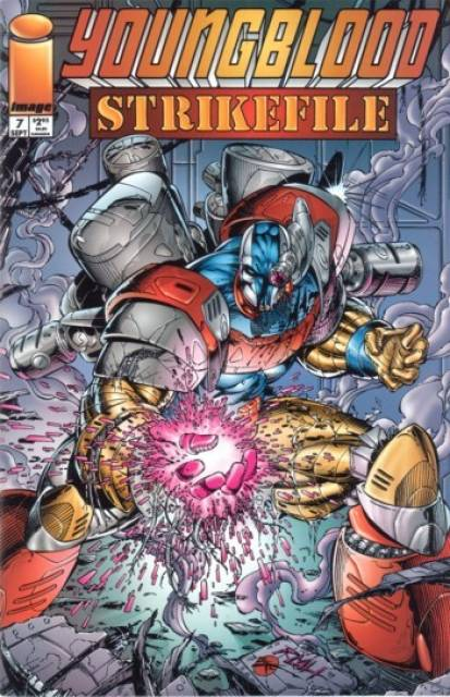 Youngblood Strikefile Vol 1 7