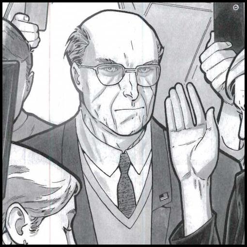 Senator Mitchell (Think Tank)