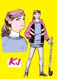 KJ (Paper Girls)