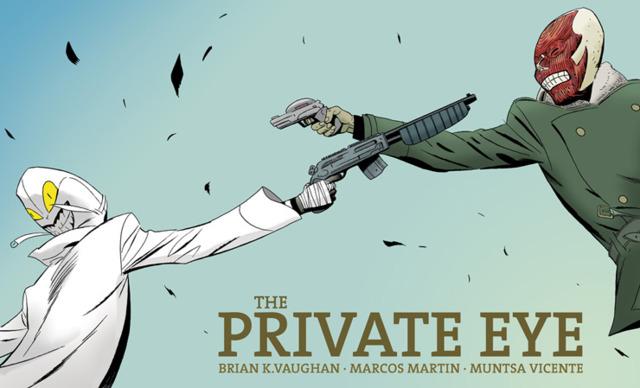 The Private Eye Vol 1 7