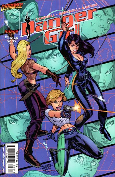 Danger Girl Vol 1 1
