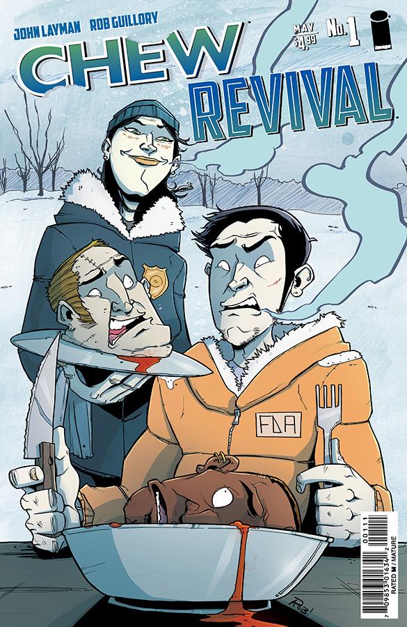 Chew Revival Vol 1 1