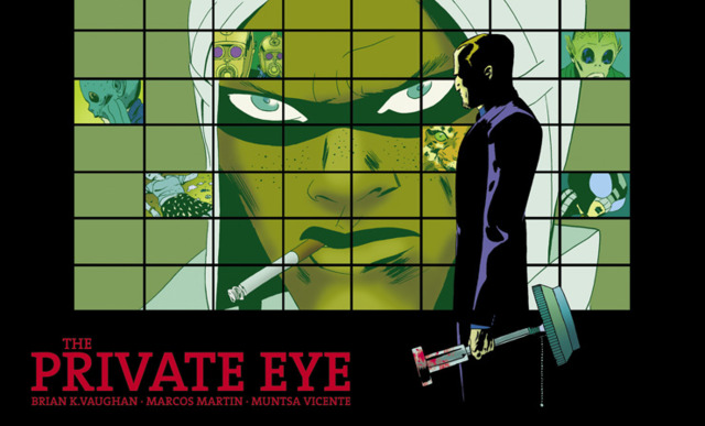 The Private Eye Vol 1 5