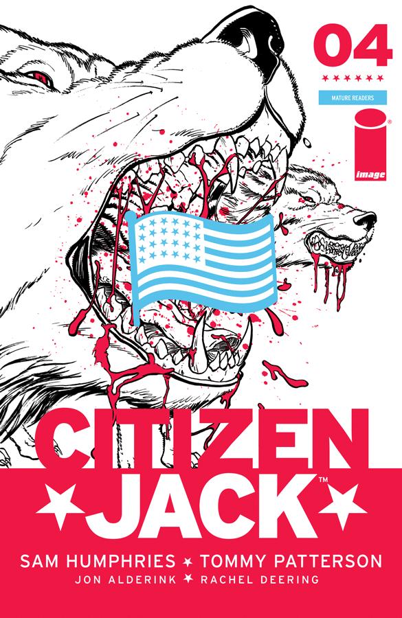 Citizen Jack Vol 1 4