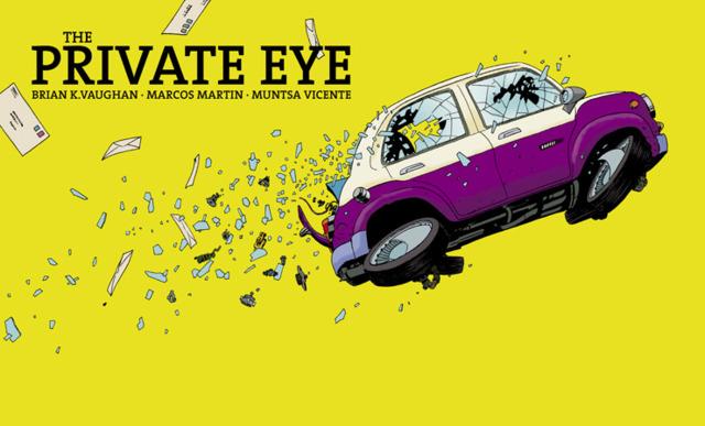 The Private Eye Vol 1 4