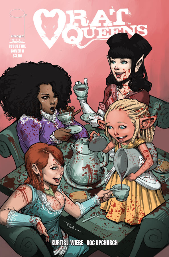 Rat Queens Vol 1 5