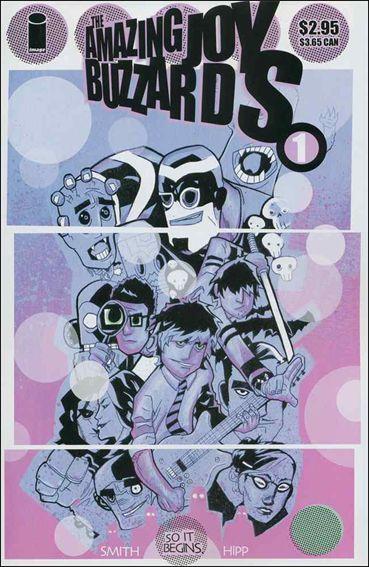 Amazing Joy Buzzards Vol 1 1