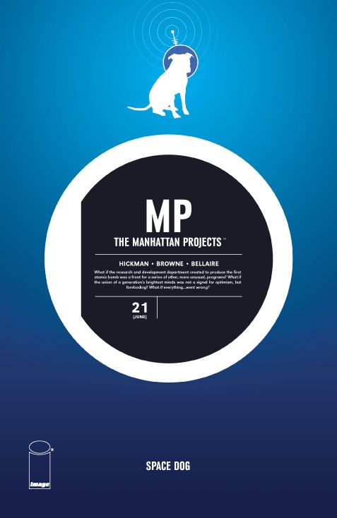 The Manhattan Projects Vol 1 21