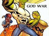 Savage Dragon: God War Vol 1 1