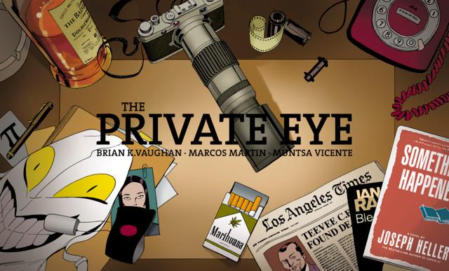 The Private Eye Vol 1 10