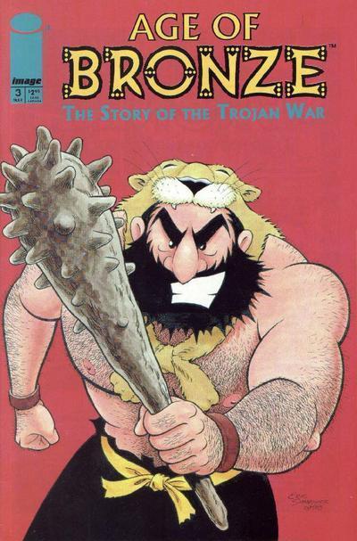 Age of Bronze Vol 1 3