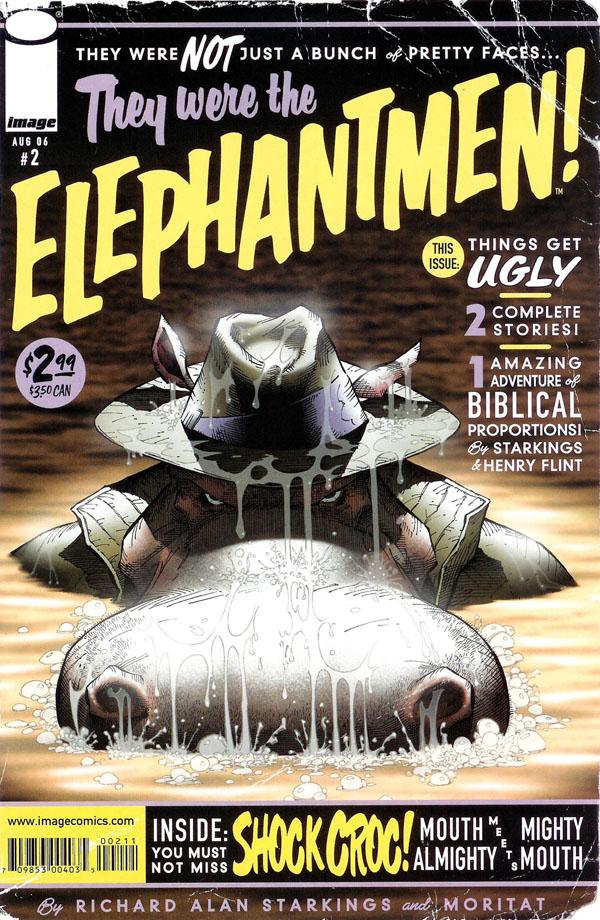 Elephantmen Vol 1 2