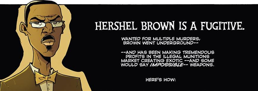 Hershel Brown (Chew)