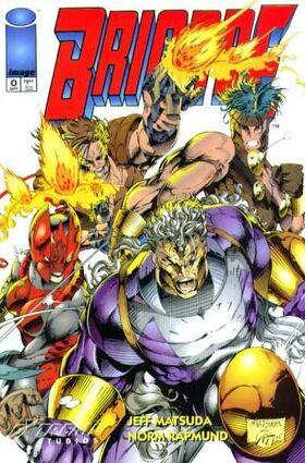 Cover for Brigade #0 (1993)
