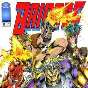 Brigade V.2 #17 1st Printing VFNM Image Comics Feb 1995