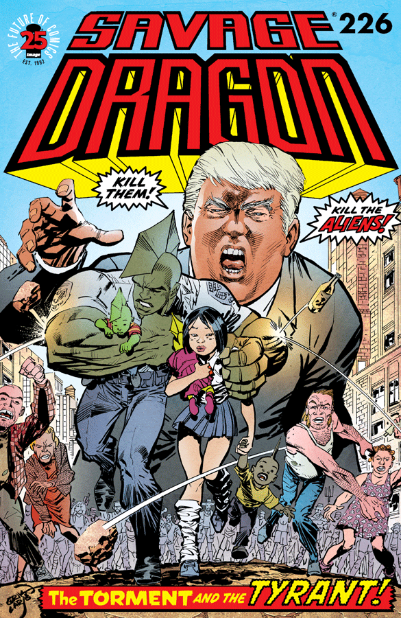 Savage Dragon Vol 1 226