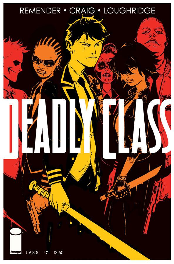 Deadly Class Vol 1 7