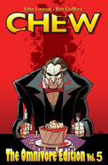 Chew HC Omnivore Vol 5 (Collected)