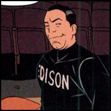 Edison (Jupiter's Legacy)