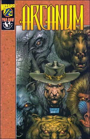 Cover for Arcanum #0 (1997)