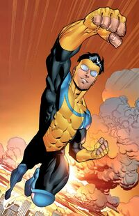 Invincible (Mark Grayson)