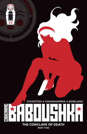 Cover for Codename Baboushka: The Conclave of Death #2 (2015)