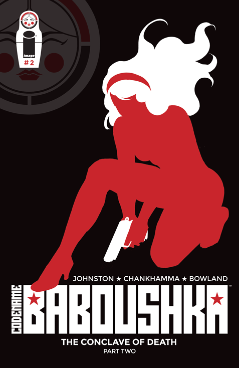 Codename Baboushka: The Conclave of Death Vol 1 2
