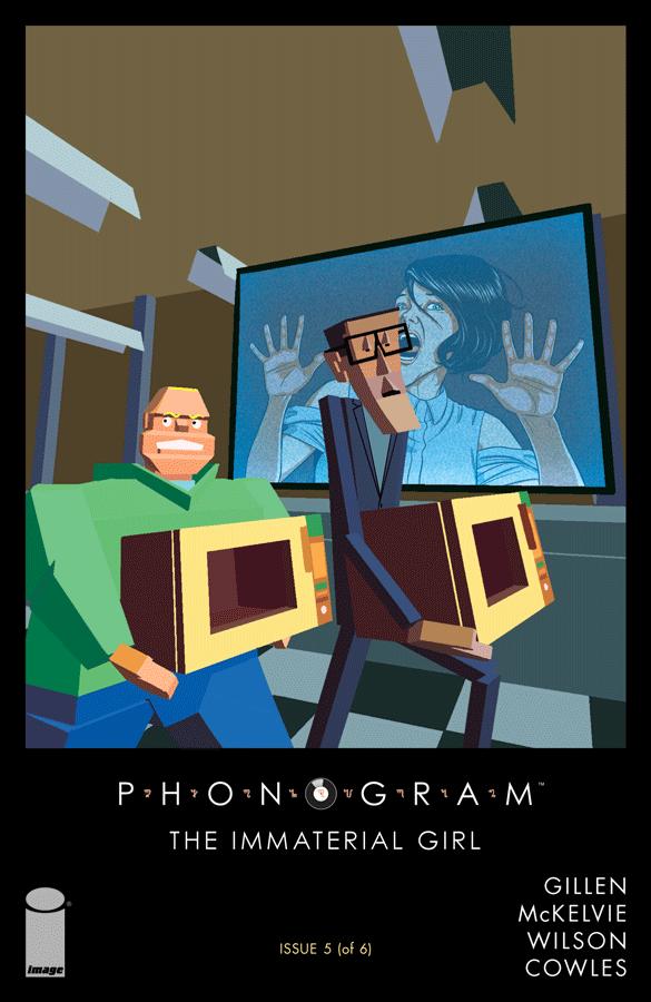 Phonogram: The Immaterial Girl Vol 1 5