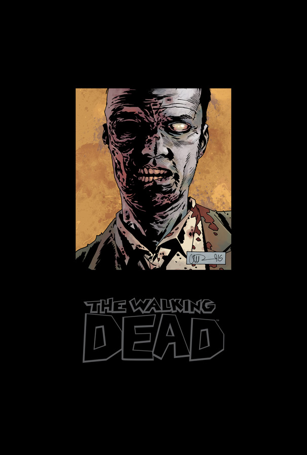 The Walking Dead HC Vol 6 Omnibus (Collected)