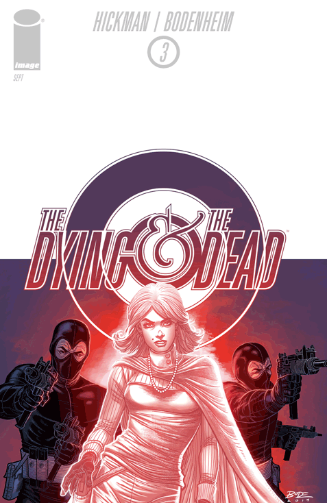 The Dying and the Dead Vol 1 3
