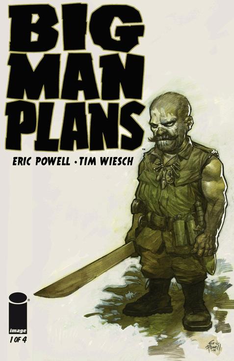 Big Man Plans Vol 1 1